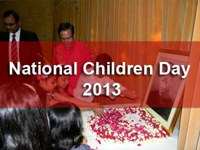 National Children Day 2013